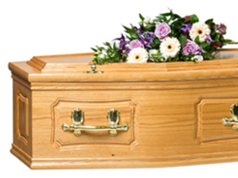 Solid-Oak-Coffin